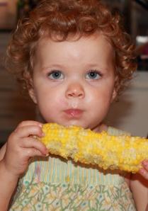 Mmmmm, corn...